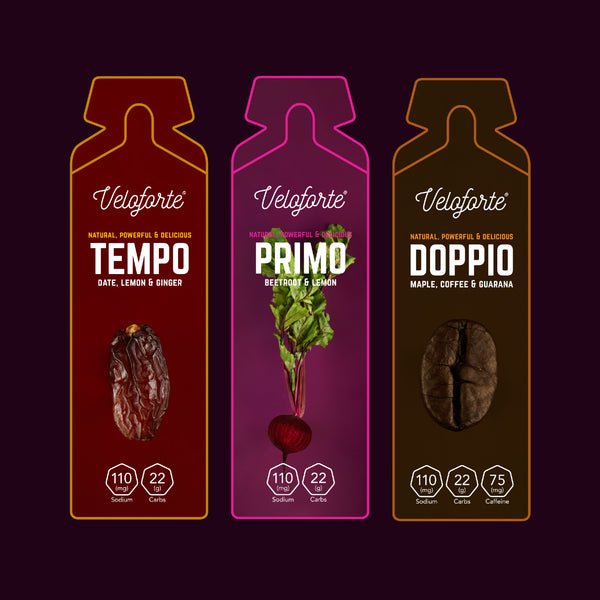 Veloforte Nectars Range | All natural powerful & delicious