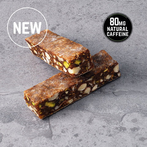 Veloforte | Pronto | Caffeine Energy Bar | Natural | Vegan |