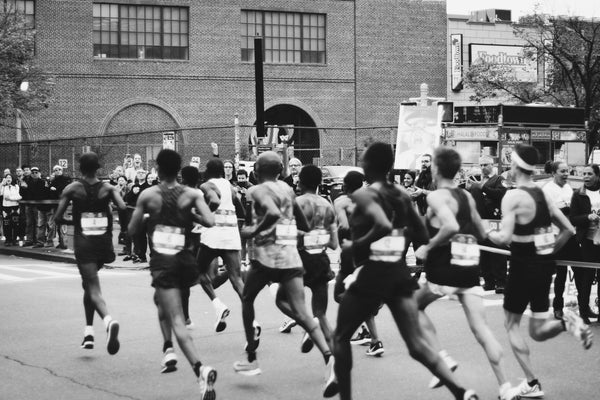 Getting the most of your Marathon Recovery