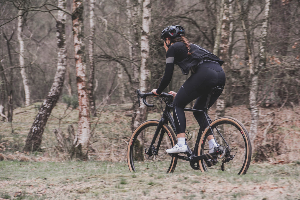 Veloforte | Winter Cycling Essentials | Go off road