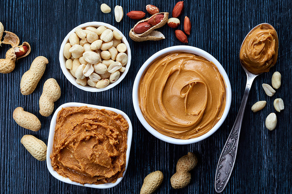 Nut butters | Powerful & delicious | Veloforte