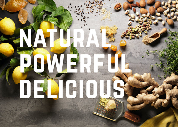Natural powerful & delicious energy bars
