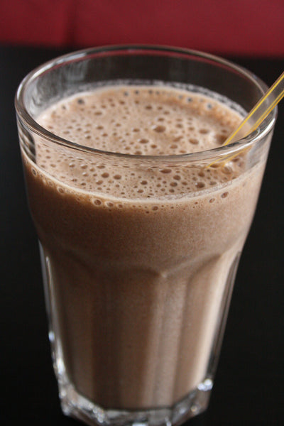 Protein shake for runners