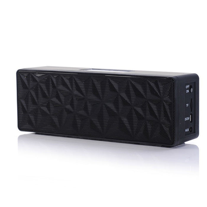Bluetooth 4.0 Portable Wireless speaker,Superior Sound quality with a powerful Subwoofer,sensitive touch control,Sleek and Modern Design,Build in Microphone
