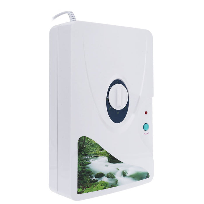 New Arrival Air Purifier Portable Ozone Generator Multifunctional Sterilizer Air Purifier for Home Vegetable Fruit Purify