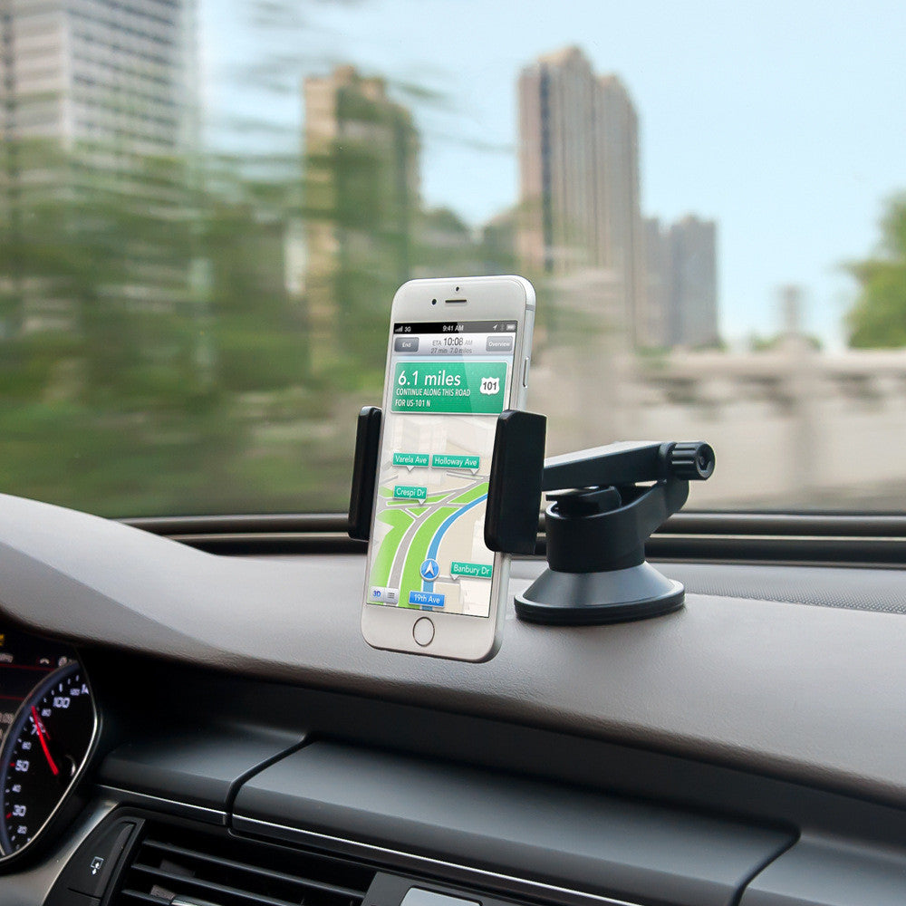 Easy One Touch 2 Car Mount Holder for iPhone 7s 6s Plus 6s 5s 5c Samsung Galaxy S8 Edge S7 S6 Note 5