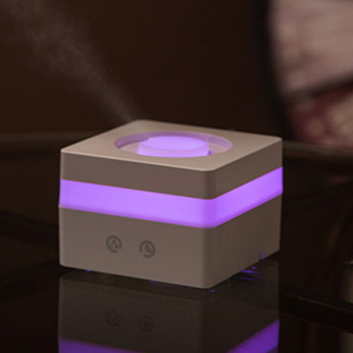 Aroma Essential Oil Diffuser, Portable USB Ultrasonic Air Cool Mist Humidifier