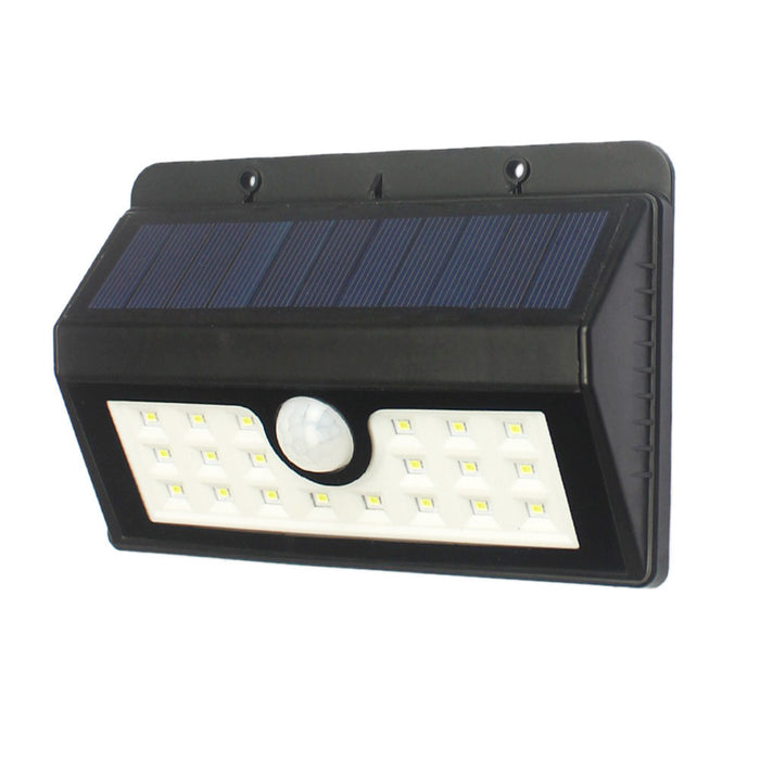 Solar Lights Bright 20LED Solar Power Led Security Lights with Motion Sensor Wireless Waterproof Wall Lights for Diveway Patio Garden Path