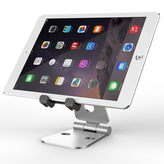 Cell Phone Stand, Portable Stand Adjustable Tablet Stand For Android Apple Smartphone iPhone 6 6s Plus 7 7 Plus Apple iWatch Charging Accessories Desk Tablet Holder