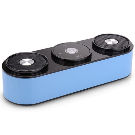 Portable Wireless Bluetooth Speakers 4.0 with Waterproof  Bass Sound,Stereo Pairing,Durable Design for iPhone /iPod/iPad/Phones/Tablet/Echo dot,Good Gift