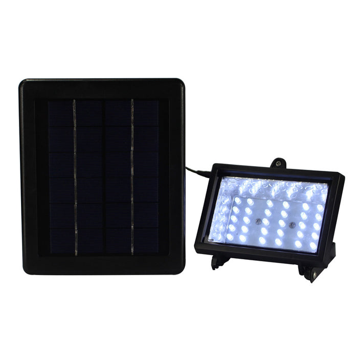 Solar Lights 30 LED Wall Light Outdoor Security Lighting Nightlight with Motion Sensor Detector for Garden Back Door Step Stair Fence Deck Yard Driveway