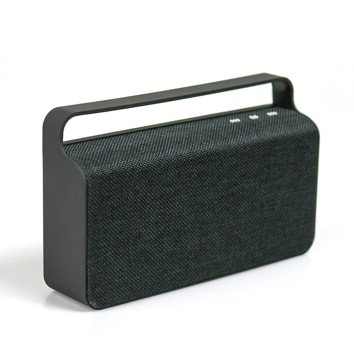 Bluetooth 4.2 Portable Wireless speaker,Superior Sound quality with a powerful Subwoofer,sensitive touch control,Sleek and Modern Design,Build in Microphone