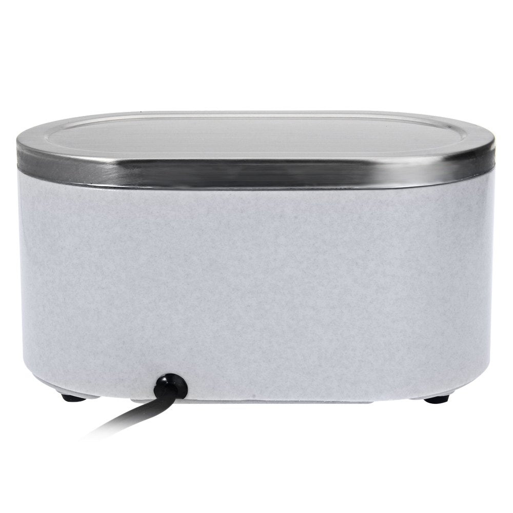 600 Ml Ultrasonic Cleaner Jewelry Glasses Circuit Board Cleaning Oscillatory For An Device With Feedback Machine Intelligent Control Bath