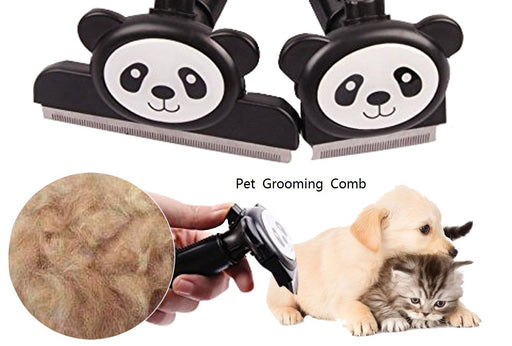 Pet Grooming Brush,Dog Cat Shedding Brush Comb,Self Cleaning Slicker Brushes,Deshedding Tool for Dogs and Cats