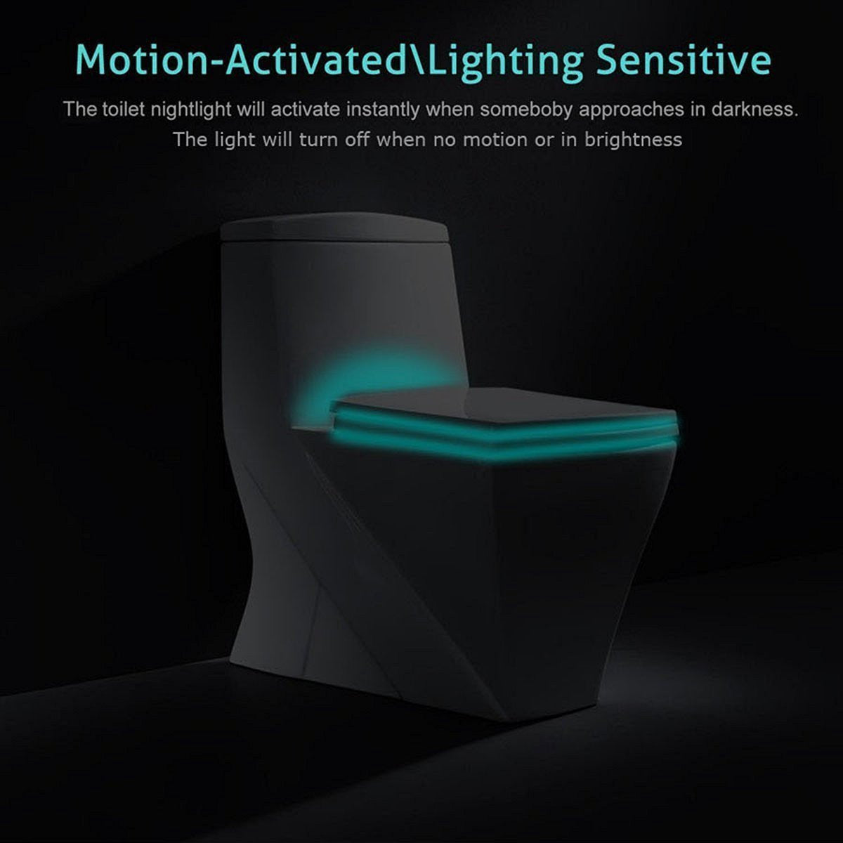 Bathroom Night Light led toilet bowl light motion activated led toilet light sensor