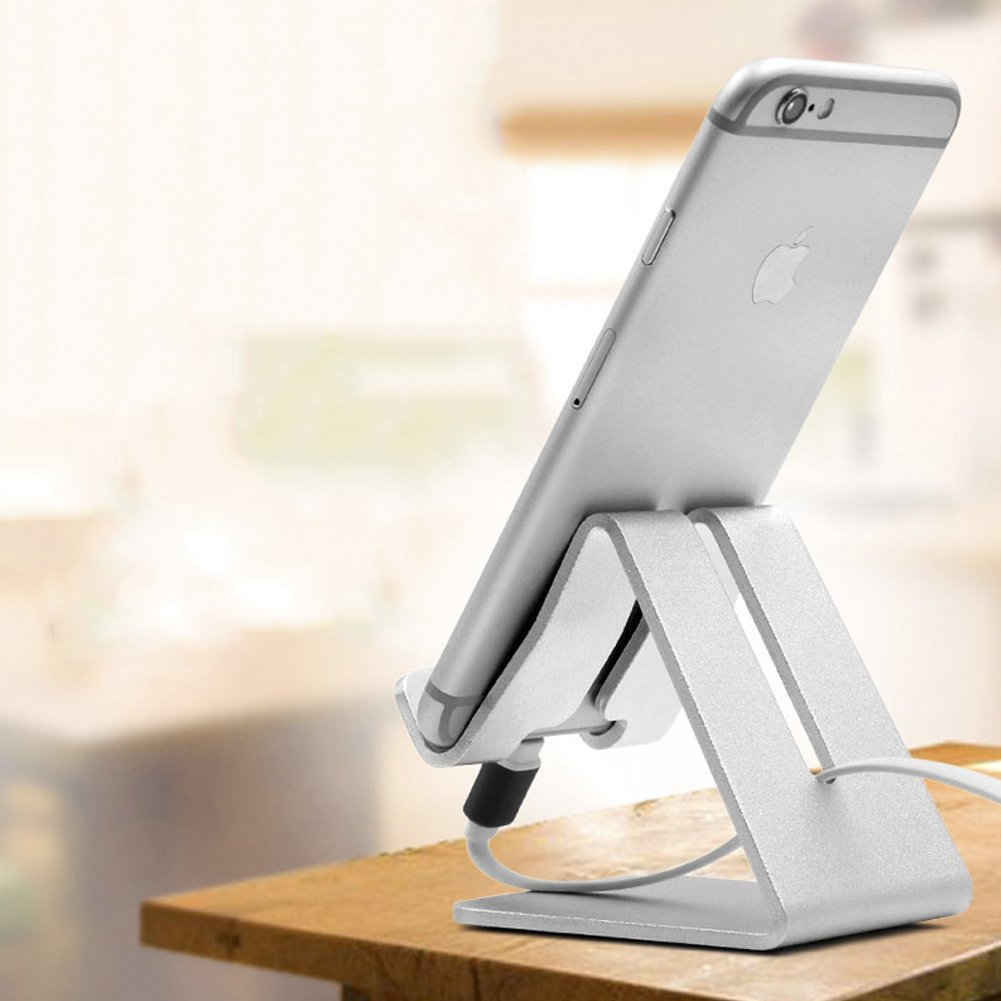 Tablet Multi-Angle Aluminum Desktop Cell Phone Stand Tablet Stand Holder Phone