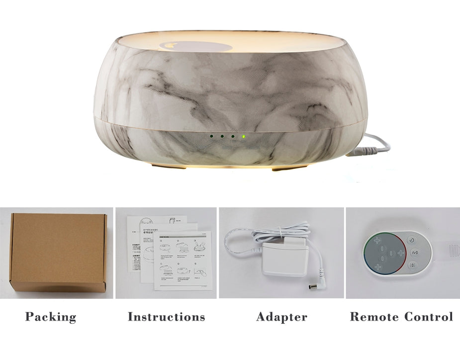 Essential Oil Diffuser Electric Best Birthday Gift for Girlfriend Hotel Lobby Scent Fragrance Machine Oil Aromatherapy Diffuser
