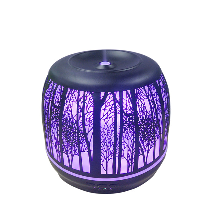 New Product spa aromatherapy electronic metal aroma diffuser 500ml