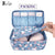 New waterproof clothes organizer storage box underwear bra packing makeup make up organizer cosmetic cloth storage travel bags