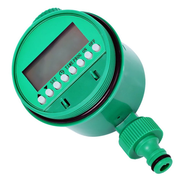 High Quality Water Timer Waterproof Automatic Irrigation Watering Timer Electronic Garden Timer Solenoid Valve Sprinkle