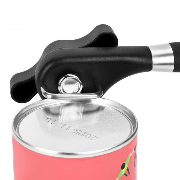 High Quality Kitchen Cans Opener Professional Ergonomic Manual Can Opener Side Cut Manual Can Opener