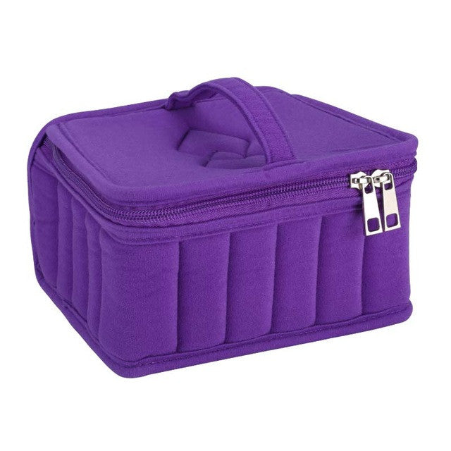 30 Bottle Essential Oil Case Protects For 15ml Rollers Essential Oils Bag Travel Carrying Storage Organizer Organizador