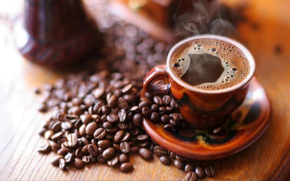 Number Four Health Benefit of Drinking Coffee