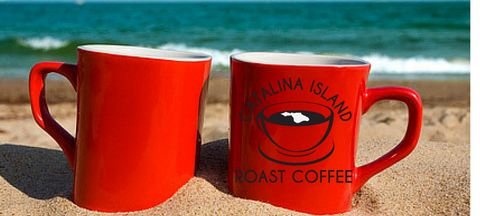 Catalina Island Roast Coffee mugs