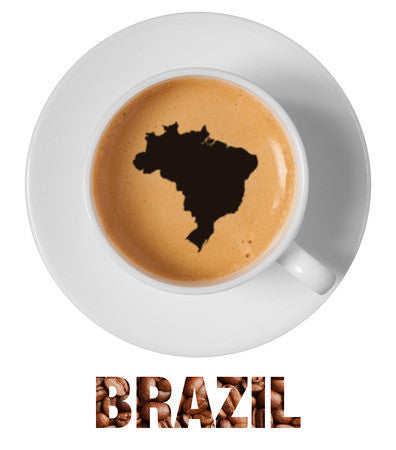 Decaffeinated Brazil - Mountain Water Processed