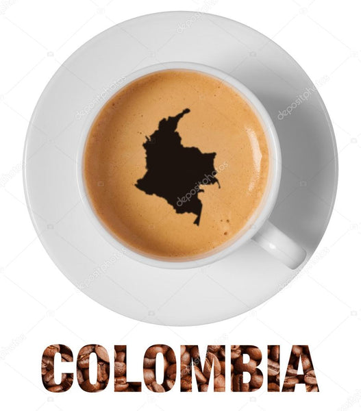 Decaffeinated Colombian Mountain Water Processed