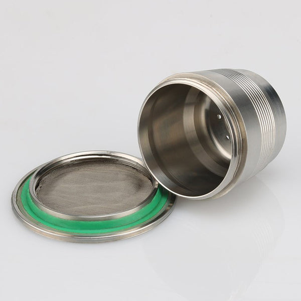 Stainless Steel Reusable Nespresso Coffee Capsule Cup for Coffee Machine