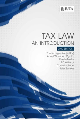 Tax Law an Introduction 2e