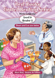 Best Books' Grade 3 HL Graded Reader Level 9 Book 2: Dean and Lee are twins