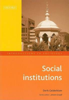 ITS: Social Institutions - Elex Academic Bookstore