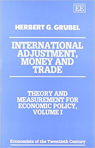 THEORY AND MEASUREMENT FOR ECONOMIC POLICY