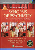 Kaplan and Sadock's Synopsis of Psychiatry : Behavioral Science/Clinical Psychiatry