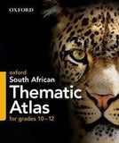 South African Thematic Atlas: Grade 10-12