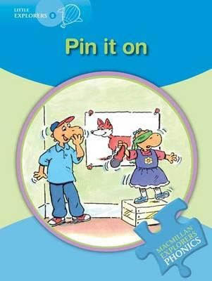 LITTLE EXPLORERS B: PIN IT ON