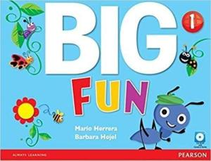 Big Fun Student Book Level 1