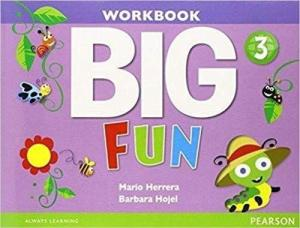Big Fun Workbook w/ Audio CD Level 3