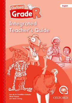 Oxford Grade R Integrated Teacher's Guide (English) - Elex Academic Bookstore
