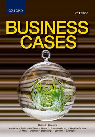 Business cases 2e - Elex Academic Bookstore