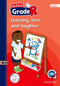 Oxford Grade R Graded Reader 40: Learning, love and laughter - Elex Academic Bookstore
