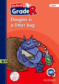 Oxford Grade R Graded Reader 29: Douglas is a litter bug - Elex Academic Bookstore