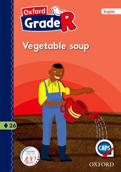 Oxford Grade R Graded Reader 26: Vegetable soup - Elex Academic Bookstore