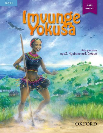 Imvunge Yokusa (isiZulu poetry FET) (CAPS Approved) - Elex Academic Bookstore