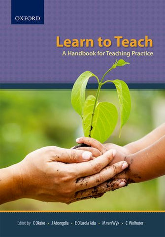 Learn to Teach: A Handbook for Teaching Practice - Elex Academic Bookstore