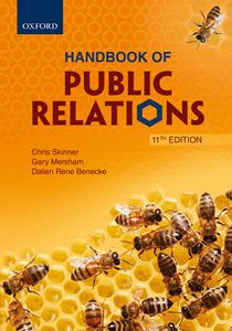 Handbook of Public Relations - Elex Academic Bookstore