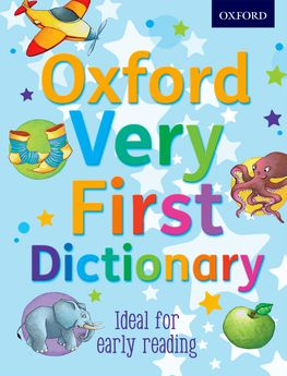 Oxford Very First Dictionary (Paperback) - Oxford University Press - Elex Academic Bookstore