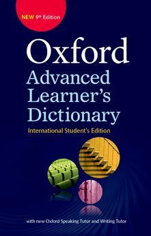 Oxford Advanced Learners Dictionary 9e ISE - Elex Academic Bookstore